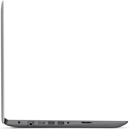 Ноутбук Lenovo IdeaPad 320-15 15.6 1366x768 AMD A4-9120 500 Gb 4Gb AMD Radeon 530 2048 Мб серый Windows 10 Home 80XV006BRK ноутбук lenovo ideapad 320 15abr 15 6 amd a10 9620p 2 5ггц 6гб 1000гб amd radeon r530m 2048 мб windows 10 80xs000mrk серый