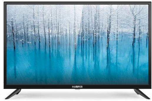 Телевизор LED 32 Harper 32R670T черный 1366x768 50 Гц USB