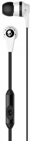 Наушники Skullcandy INKD 2.0 белый черный наушники с микрофоном skullcandy inkd mic black red