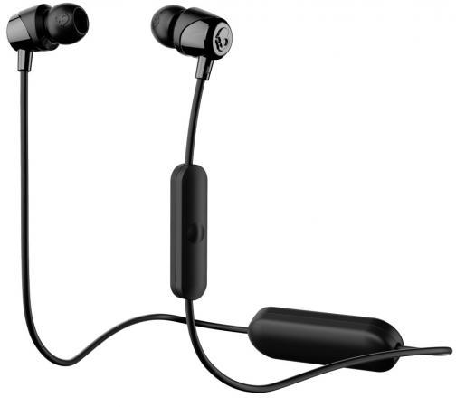 Гарнитура беспроводная Skullcandy JIB WIRELESS Беспроводная / Вставная с микрофоном / черный / до 6 ч / Bluetooth
