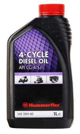 Полусинтетическое моторное масло Hammer 501-017 10W40 1 л