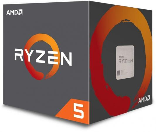 Процессор AMD Ryzen 5 2600 YD2600BBAFBOX Socket AM4 BOX процессор amd ryzen 7 1700x oem yd170xbcm88ae