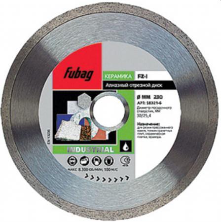 Купить Алмазный диск FZ-I_ диам. 300/30-25.4, Fubag