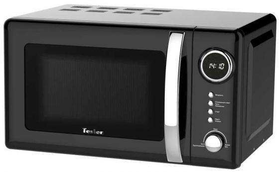 Микроволновая печь TESLER ME-2055 Black 700 Вт чёрный микроволновая печь tesler me 2052 700 вт белый