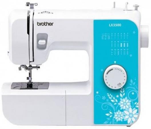 Швейная машина Brother XL-3500 бело-голубой brother xl 5060