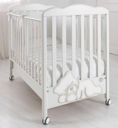 Кроватка Baby Expert Coccolo (выбеленный) baby expert настенный карман baby expert perla gold