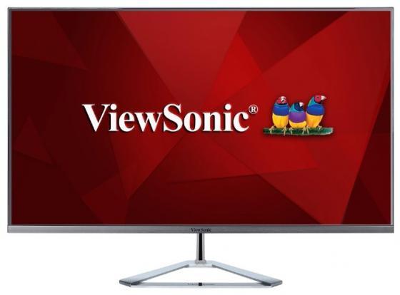 "Монитор 32"" ViewSonic VX3276-MHD-2 черный IPS 1920x1080 250 cd/m^2 8 ms HDMI DisplayPort VGA Аудио VS17220 цена и фото"