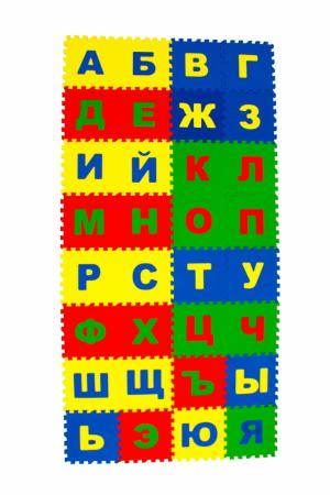 Напольная мозаика-пазл ECO COVER 25МПД2/Р Алфавит русский цены онлайн