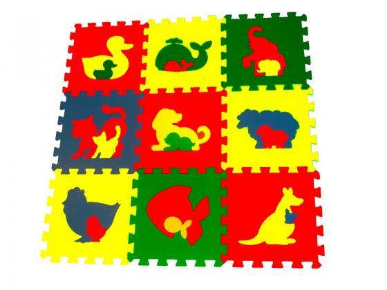 Напольная мозаика-пазл ECO COVER 33МП1/Ж Животные цены онлайн