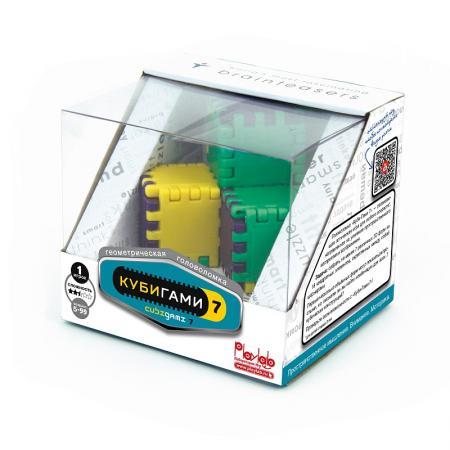 Головоломка RECENT TOYS RT11 Куби-Гами игра головоломка recent toys cubi gami