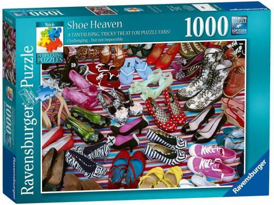 Пазл «Обувной рай» 1000 шт #
