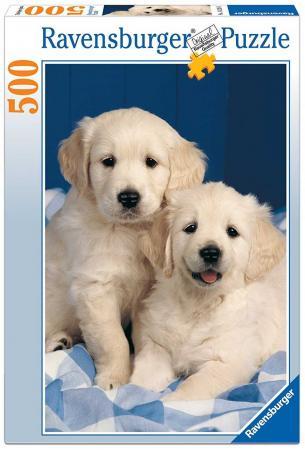 Пазл «Белые щенки» 500 шт пазл ravensburger белые щенки 14238