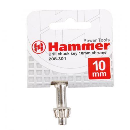 цена на Ключ для патрона Hammer Flex 208-301 CH-key 10мм для патрона 10мм