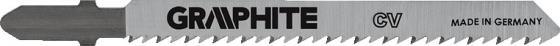 Пилки для лобзика GRAPHITE 57H771 10/14tpi T-хвостовик набор 5шт lyra художественный набор graphite set 11 предметов