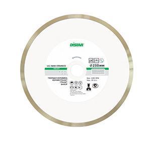 Диск алм. DISTAR 1A1R HARD CERAMICS RP25T 239215 250 Х 25.4 корона (сплошной) диск алмазный сплошной по керамике hard ceramics 150х25 4 мм distar 11120048012