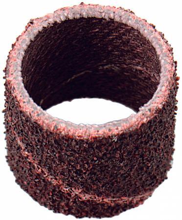 Насадка DREMEL 408 трубка наждачная, 13.0мм зерно 60, 6шт. шлифовальная щетка dremel sc473s зерно 220
