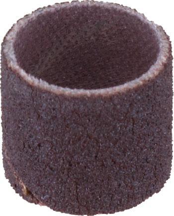 Насадка DREMEL 432 трубка наждачная, 13.0мм зерно 120, 6шт. шлифовальная щетка dremel sc473s зерно 220