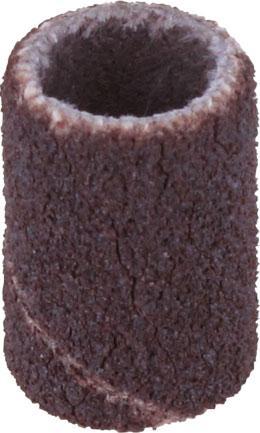Насадка DREMEL 438 трубка наждачная, 6.4мм зерно 120, 6шт. щетка шлифовальная dremel sc472s зерно 120 2615s472ja