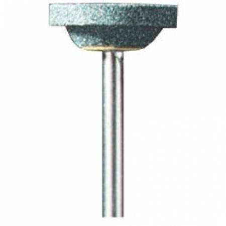 Насадка DREMEL 85422  шлифовальный камень, из карбида кремния, 19.8мм хв.3.2мм