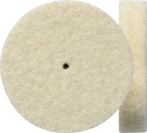 Круг полировальный DREMEL 429 26.0мм, 3шт. полировальный круг bosch 1608612002