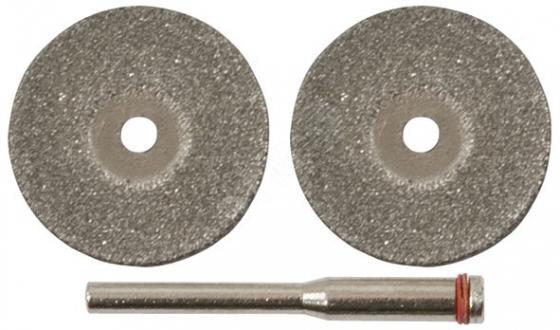 Круг отрезной FIT 36930 22мм 3 шт и штифт д.3мм