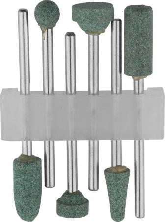 Набор STAYER 29921-H6 насадки шлифовальные абразивные с оправкой карбид кремния 6шт. набор stayer 29921 h6