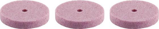 Круг шлифовальный STAYER 29917-H3 карбид кремния d18.7мм P180 3шт. абразивный круг velcro dexter p180 d125 мм 5 шт