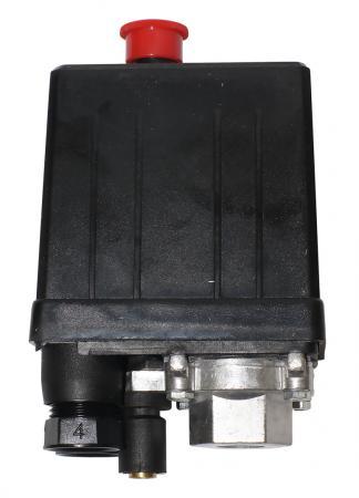 Автоматика FUBAG 210001 переключатель давления однофазный 12бар внутренняя резьба 1x1/4 фильтр регулятор fubag с манометром внутренняя резьба 0 8бар 1 4 190101