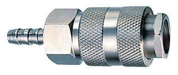 Адаптер (переходник) FUBAG 180120 елочка 6мм с обжимным кольцом 6х11мм