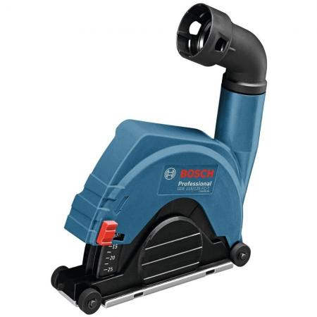 Кожух для пылеудаления Bosch 1600A003DK аксессуар насадка для пылеудаления bosch gde 230 fc t 1600a003dm
