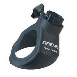 Приспособление DREMEL 568 направляющее, для удаления раствора со стен и пола + бур 569