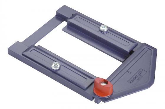 цена Приспособление KWB 7836-00 line master присп. для лобзика для обр.радиал..поверхн.