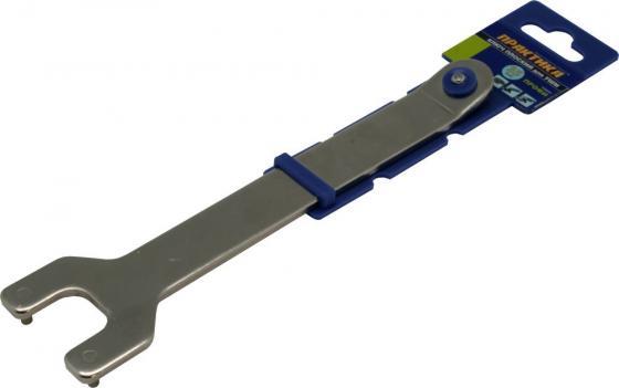 Ключ для планшайб ПРАКТИКА 777-031 35мм, для УШМ, плоский ключ thule 031