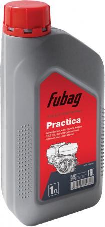 Минеральное моторное масло Fubag Practica 1 л 838266 цена