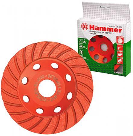 цена на Чашка алм. Hammer Flex 206-201 CUP TB 115*22мм турбо