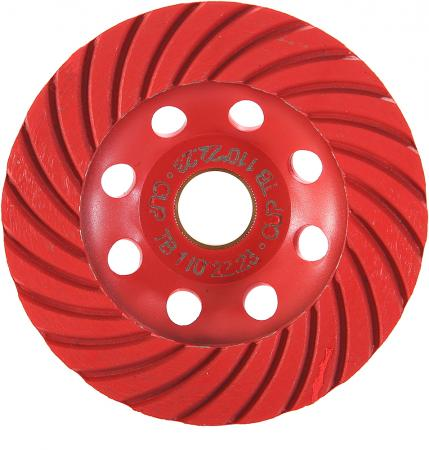 Чашка алм. Hammer Flex 206-209 CUP TB 110*22мм турбо диск алм hammer flex 206 112 db tb 125x22мм турбо