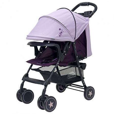 Коляска прогулочная Rant LIte (purple) коляска прогулочная rant aero brown
