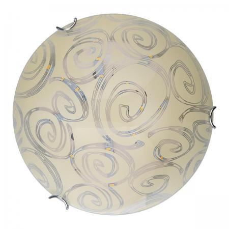 Настенно-потолочный светодиодный светильник Toplight Flora TL9601Y-00WH