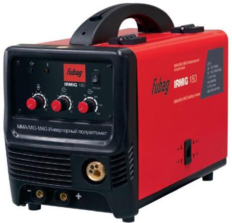Аппарат сварочный Fubag IRMIG 180 SYN (38642) + горелка FB 250_3 м (38443) цена в Москве и Питере