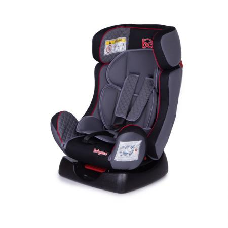 Автокресло Baby Care Nika (черный-серый 1023) автокресло baby care баги bc 311 люкс красное