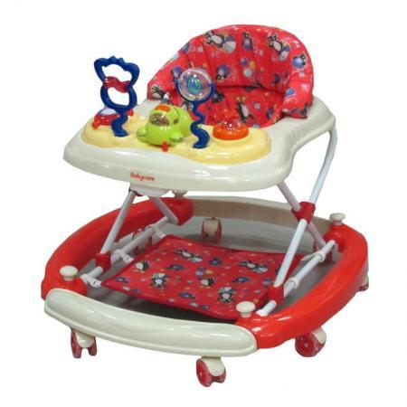 Ходунки Baby Care Aveo (red) ходунки baby care top top red
