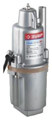 Насос ЗУБР ЗНВП-300-15_М2 Родничок 225Вт 18л/мин напор60м шнур15м вибрац. погружной чист.вод насос колодезный вибрационный зубр родничок знвп 300 10 м2