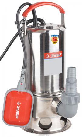 Насос ЗУБР ЗНПГ-550-С погружной 550Вт 200л/мин д/чистой воды набор д крепления водонагревателя до 200л