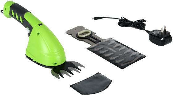 цена на Ножницы GREENWORKS 2903307 аккумуляторные садовые кусторез 3.6В