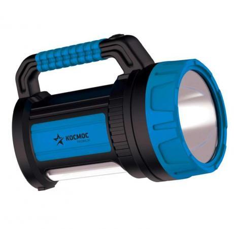 цена на Фонарь светодиодный КОСМОС 479994 KOSACCU9107WUSB аккум. premium 7W, LED, ЗУ 220/12В USB