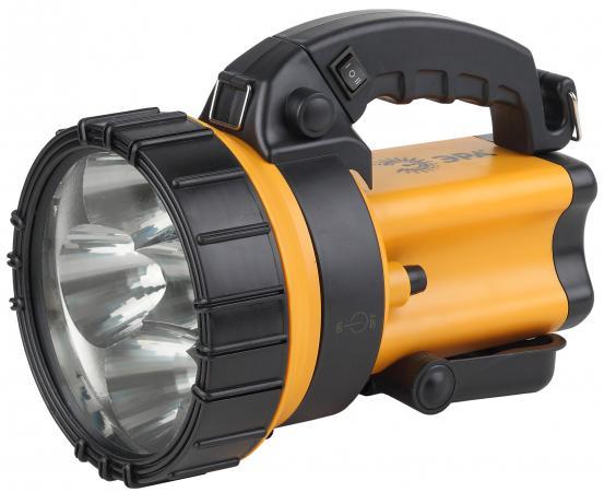 Фонарь Эра FA6W чёрный оранжевый аккумуляторный фонарь эра fa6w желтый 6вт [б0008963]
