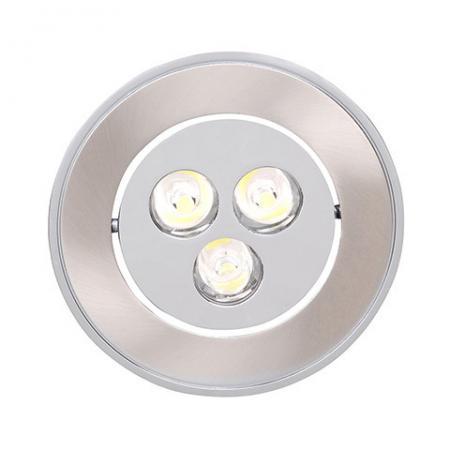 Светильник HOROZ ELECTRIC HL673L27 LED 3Вт 30000ч 327Лм 2700К 60х20х93мм 80° светильник horoz electric 400 012 107