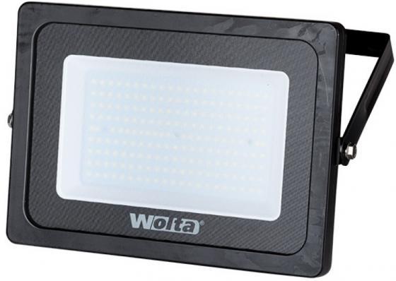 Светодиодный прожектор WOLTA WFL-200W/06 5500K, 200 W SMD, IP 65,цвет серый, слим прожектор уличный светодиодный тонкий корпус 27w 2800k теплый белый цвет серый