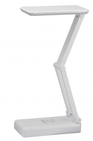 Светильник настольный ЭРА NLED-426-3W-W белый лампа настольная эра nled 426 3w bk
