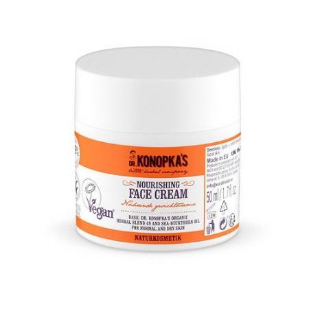 Dr.KONOPKA`S Крем для лица питательный 50 мл avene крем для лица питательный компенсирующий 50 мл